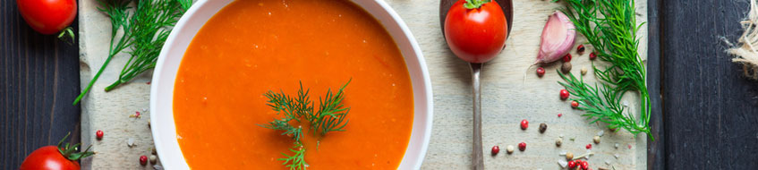 House vegetable soups